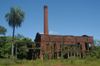 Brazil / Brasil - Dourados: old factory / usina abandonada (photo by Marta Alves)
