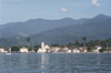 Brazil / Brasil - Paraty (RJ): waterfront seen from the bay - cidade hit�rica - vista da ba�a - photo by Lewi Moraes