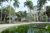Brazil / Brasil - Recife / REC (Pernambuco): gardens of the palace of justice / jardins do pal�cio da justi�a - Pra�a da Rep�blica - photo by Francisca Rigaud