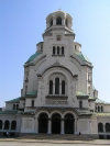 Bulgaria - Sofia: the Orthodox Cathedral dedicated to Alexandr Nevski (photo by J.Kaman)