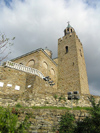 Veliko Tarnovo: Church of the Blessed Saviour / Patriarch´s Complex in Tsarevets fortress  (photo by J.Kaman)