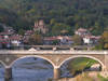 Veliko Tarnovo: Asenova and bridge over Yantra river (photo by J.Kaman)