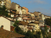 Veliko Tarnovo: as seen from Gurko street (photo by J.Kaman)