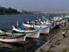 Sozopol - Burgas province: boats (photo by J.Kaman)