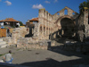 Nesebar: the Basilica - ruins (photo by J.Kaman)