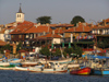 Nesebar: waterfront - black sea (photo by J.Kaman)