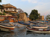 Nesebar: boats and houses II (photo by J.Kaman)