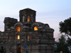 Nesebar: Pantokrator church at night (photo by J.Kaman)