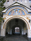 Rila Monastery: gate (photo by J.Kaman)