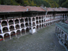 Rila Monastery: cloisters (photo by J.Kaman)