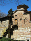 Sofia: UNESCO listed Boyana church - side view