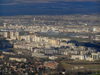 Sofia: Sofia as seen from Vitosha mountain
