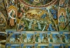 Bulgaria - Rila Monastery - fresco - Unesco world heritage site  (photo by G.Frysinger)