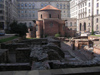 Bulgaria - Sofia: Roman ruins and the Georgi Pobedonosec church - St George Rotunda (photo by J.Kaman)