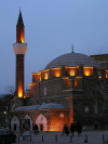 Bulgaria - Sofia: Banya Bashi Mosque (photo by J.Kaman)