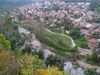 Veliko Tarnovo: view from Tsarevets Hill (photo by J.Kaman)