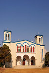 Bujumbura, Burundi: St. George's Greek Orthodox Church - Avenue du Zaire - photo by M.Torres