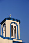 Bujumbura, Burundi: St. George's Greek Orthodox Church - bell tower - photo by M.Torres