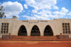 Gitega / Kitega, Burundi: Belgian colonial architecture - arches of the Court of Appeal - Place de la r�volution - Cour d'Appel - photo by M.Torres