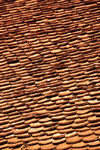 Gitega / Kitega, Burundi: shingles - European touch - youth center - Centre des Jeunes de Gitega - photo by M.Torres