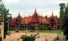 Cambodia / Cambodje - Phnom Penh: National Museum (photo by M.Torres)