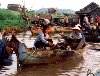 Cambodia / Cambodge - Cambodia - Siem Reap: Vietnamese floating village (photo by M.Torres)