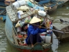 Cambodia / Cambodge - Chong Khneas floating village: Grocery vendor (photo by R.Eime)