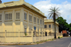 Cameroon, Douala: Palace of Justice - French colonial architecture on Government Square - Court of Appeal of the Littoral province - 1er arrondissement, Bonanjo - photo by M.Torres