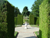 Niagara Falls, Ontario, Canada / Kanada: hedges and armilla - botanical Garden - photo by R.Grove