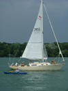 Niagara on the Lake, Ontario, Canada / Kanada: sailing - leisure time - photo by R.Grove