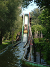 Toronto, Ontario, Canada / Kanada: ride - Centreville Amusement Park - Centre Island - photo by R.Grove