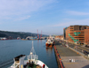 Canada / Kanada - St-John's, Newfoundland: on the docks - photo by B.Cloutier