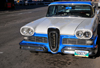 Winnipeg, Manitoba, Canada: Edsel Citation 58 produced by the Ford Motor Company - horsecollar grille - pick-up version - photo by M.Torres