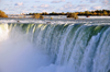 Niagara Falls, Ontario, Canada: Horseshoe Falls and the rapids - photo by M.Torres