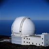 Roque de los Muchachos Observatory, Garafía, La Palma, Canary Islands: William Herschel Telescope - Isaac Newton Group of Telescopes - Cassegrain-Nasmyth Reflector - photo by A.Bartel