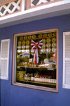 Cayman Islands - Grand Cayman shop - liquor and rum cake - photo by F.Rigaud