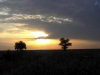 Southern Chad: sunset (photos by Silvia Montevecchi)