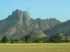 Chad - Mongo - Guer� region: mountains (photo by Silvia Montevecchi)