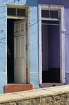Valpara�so, Chile: open doors in Cerro Alegre - photo by P.Jolivet