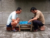 China - Beijing / Peking / Peipin / Pequin / Pequim / PEK / BJS : man playing Go - geme of Go (photo by G.Friedman)