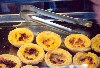China - Beijing: Portuguese pastry arrives via Macao - pastel de nata at the MAcau Egg Tart Eatery chain (photo by Miguel Torres)