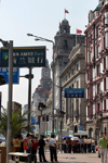 Shanghai, China: the Bund - Huangpu District - foreign banks on Zhongshan Road, western bank of the Huangpu River - photo by Y.Xu
