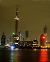 China - Shanghai / SHA: Pearl of the Orient on the Yangtze river - Pudong tower - photo by G.Friedman