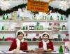 China - Beijing / Peking / Peipin / Pequin / Pequim / PEK / BJS : Christmas - Chinese Santas (photo by G.Friedman)