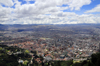 Bogota, Colombia: general view of Bogot� from Monserrate Hill - sprawling city, limited only by the mountains - the capital is also the most populous city in the country - Distrito Capital - photo by M.Torres