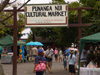 Cook Islands - Rarotonga island: Avarua - Punanga Nui Cultural Market - photo by B.Goode