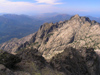 Corsica - Monte d'Oro (Haute Corse): the view from the top (photo by J.Kaman)