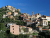 Corsica - Corte: panorama (photo by J.Kaman)