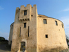 Corsica / Corse - St Florent: Citadel - fort - castle (photo by J.Kaman)