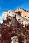 Corsica / Corse - Corte (Haute Corse): the fortress II (photo by M.Torres)